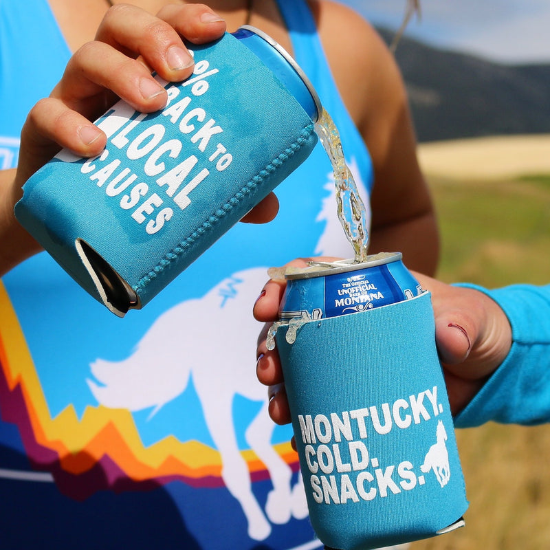 Packable Koozie
