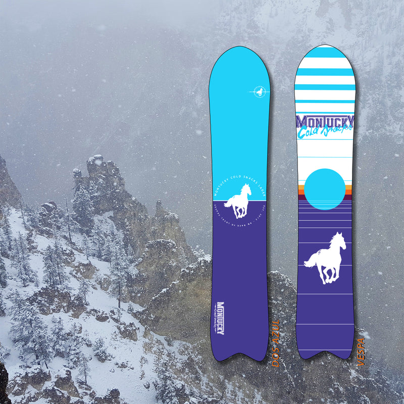 Montucky Snowboards!