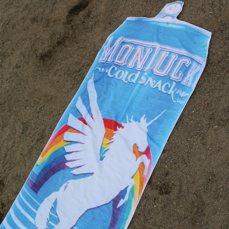 light beer towel