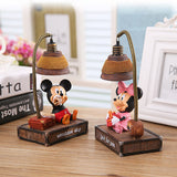**Collector's Item** Mickey/Minnie Figurine Nightlight