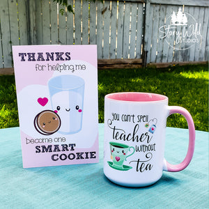 Tea for Teacher 15 oz Mug