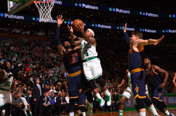 Celtics Top Cavs in Eastern Conference Heavyweight Battle