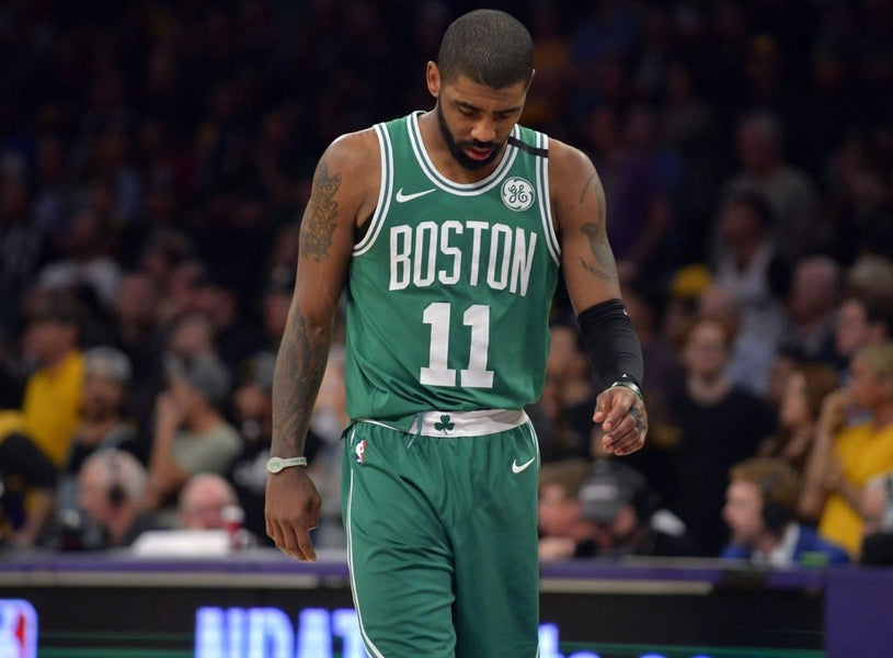 Breaking News: Kyrie Irving Ruled Out For Season