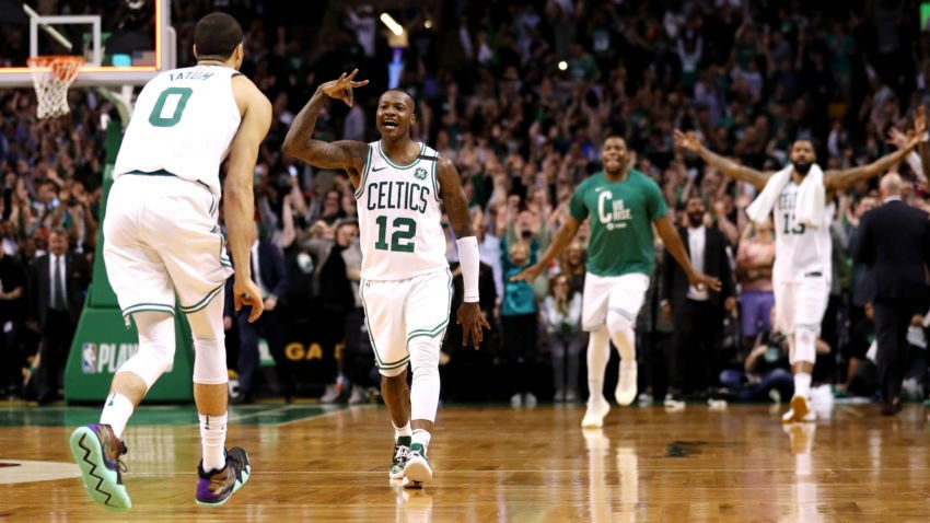 Celtics Thrive in Game 5 Win to Move On! Bring on LeBron James!