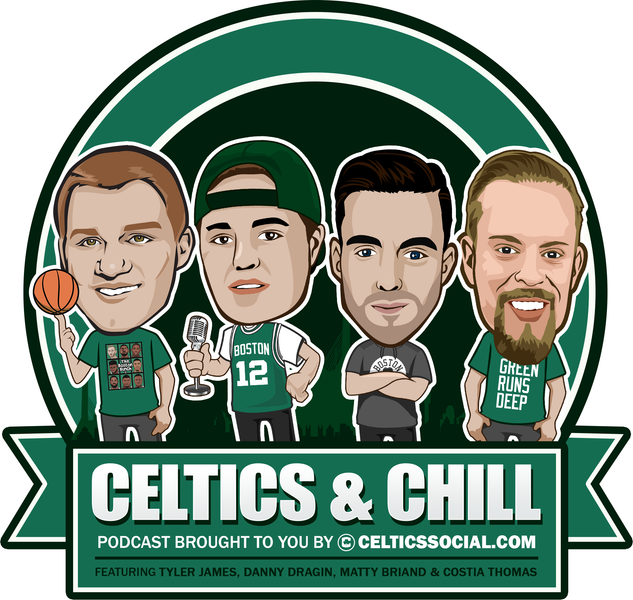 Celtics and Chill Podcast #15 - Boston Celtics Playoff Preview/Predictions, Rumor Kawhi Won't Die and a look around the NBA.