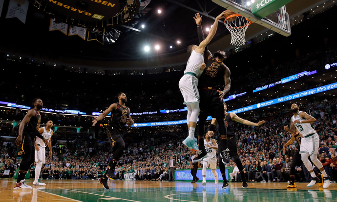 This Is The Moment It Was All Possible For The Boston Celtics