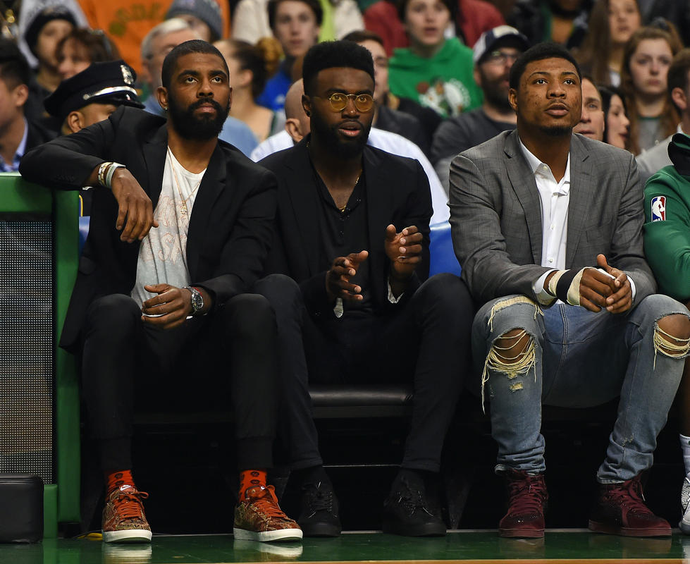 The Heart, The Soul, and The Mind of The Boston Celtics