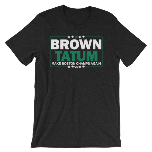 BROWN & TATUM (2020) Campaign Shirt