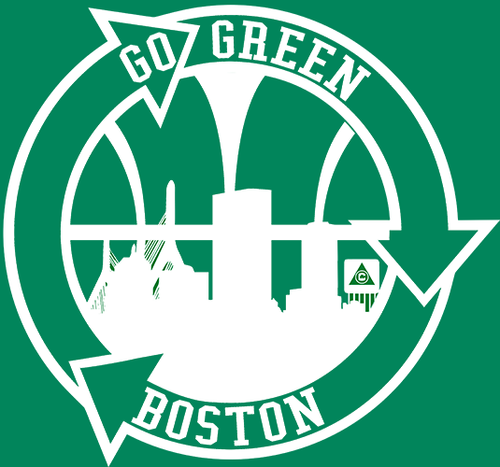 Go Green Boston T-Shirt