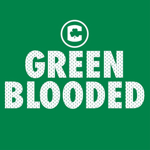 Green Blooded Shirt