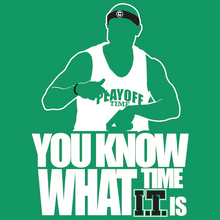 You Know What Time IT Is Playoff Edition Shirt