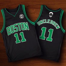 "Kyrie ""UNCLE DREW"" Limited Edition Boston Jersey"