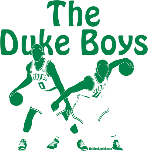 The Duke Boys (Tatum & Kyrie) Shirt