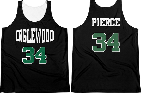 P. Pierce #34 Inglewood High School Jersey Tank Top