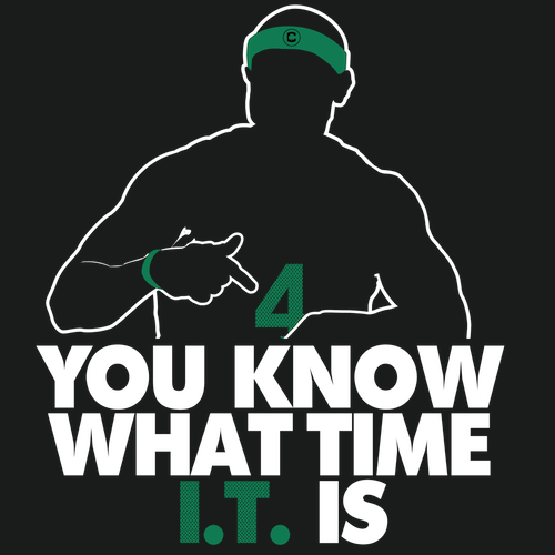 Limited Edition You Know What Time I.T. Is Shirt