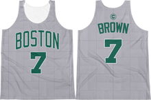 J. Brown #7 City Edition Jersey Tank Top