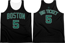 "KG ""The Big Ticket"" Statement Jersey Tank Top"
