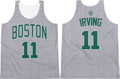 K. Irving #11 City Edition Jersey Tank Top