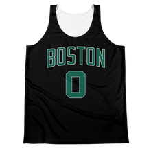 J. Tatum #0 Custom Statement Jersey Tank Top
