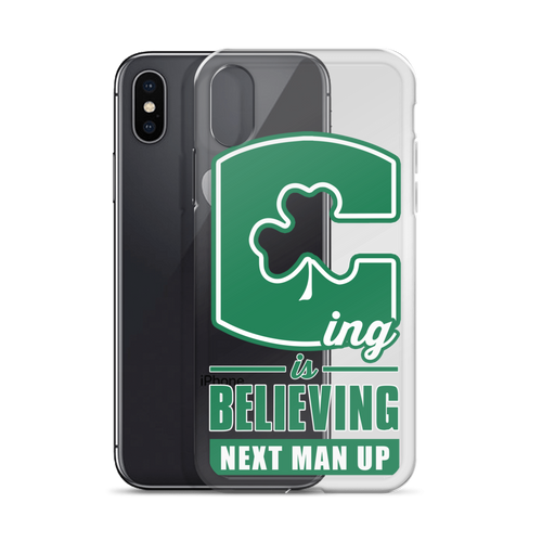 C-ing Is Believing (Next Man Up) Playoff iPhone Case (ALL IPHONES)