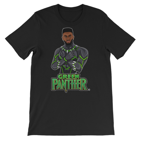 Jaylen (Green Panther) T-Shirt