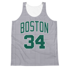 "P. Pierce ""The Truth"" #34 City Edition Jersey Tank Top"