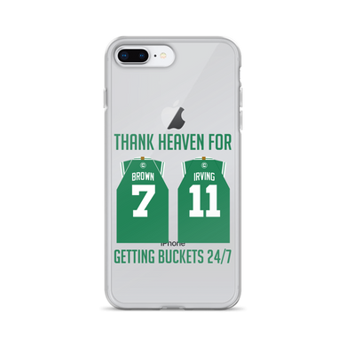 Thank Heaven for 7/11 (Brown & Irving) iPhone Case (ALL IPHONES)
