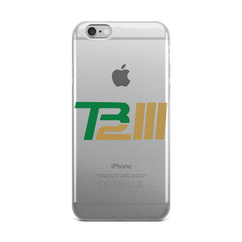 TR 12 III (Rozier TB12 Logo)  iPhone Case (ALL IPHONES)