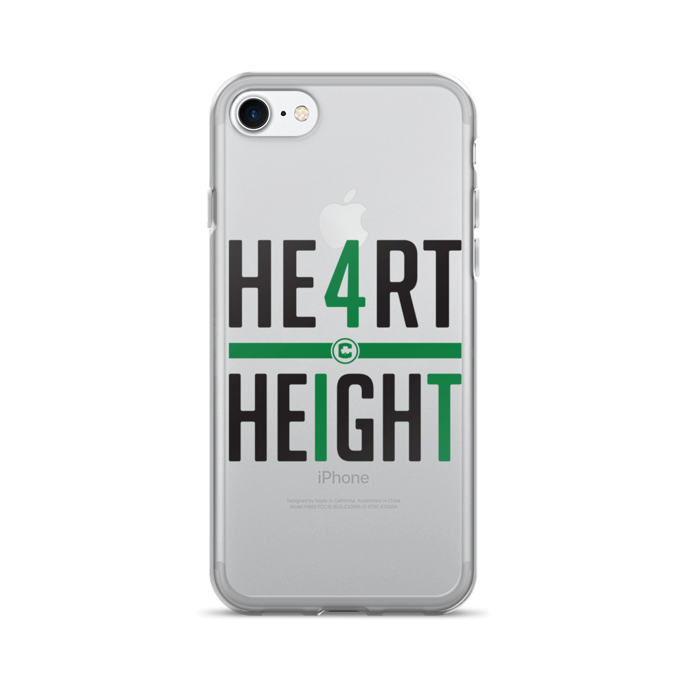 Heart Over Height IT4 iPhone 7/7 Plus Case