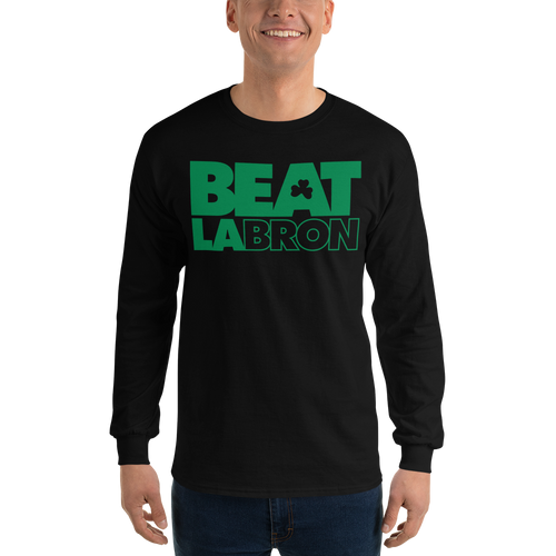 BEAT LABRON Long Sleeve T-Shirt