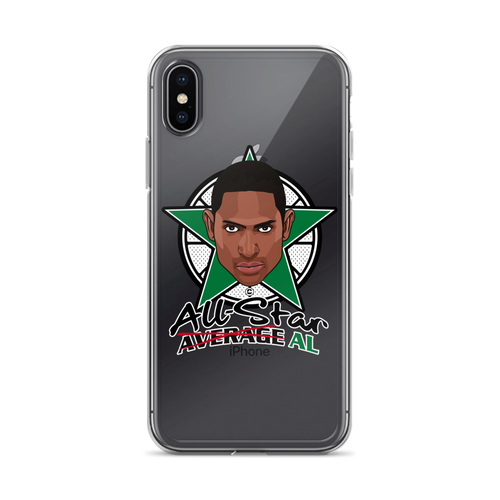 All-Star Al (Above Average) iPhone Case (ALL IPHONES)