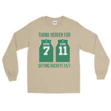 Thank Heaven for 7/11 (Brown & Irving) Long Sleeve T-Shirt