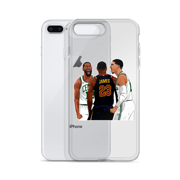 Tatum Over LeBron iPhone Case (ALL IPHONES)