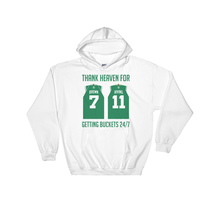 Thank Heaven for 7/11 (Brown & Irving) Hooded Sweatshirt