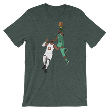 Jaylen Over LeBron (New King) Shirt