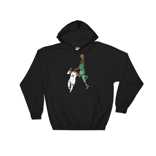 Jaylen Over LeBron (New King) Hooded Sweatshirt
