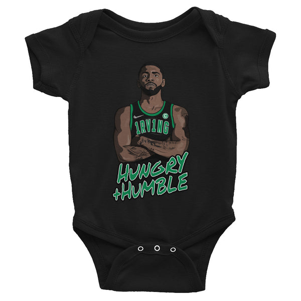 Kyrie Hungry & Humble Infant Bodysuit Once