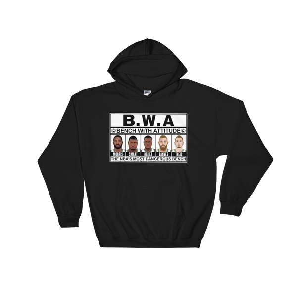 B.W.A (Bench With Attitude) Hooded Sweatshirt