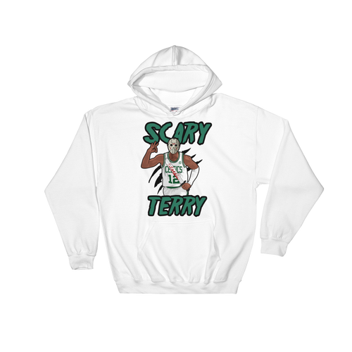 Scary Terry (Scary Good) Hooded Sweatshirt
