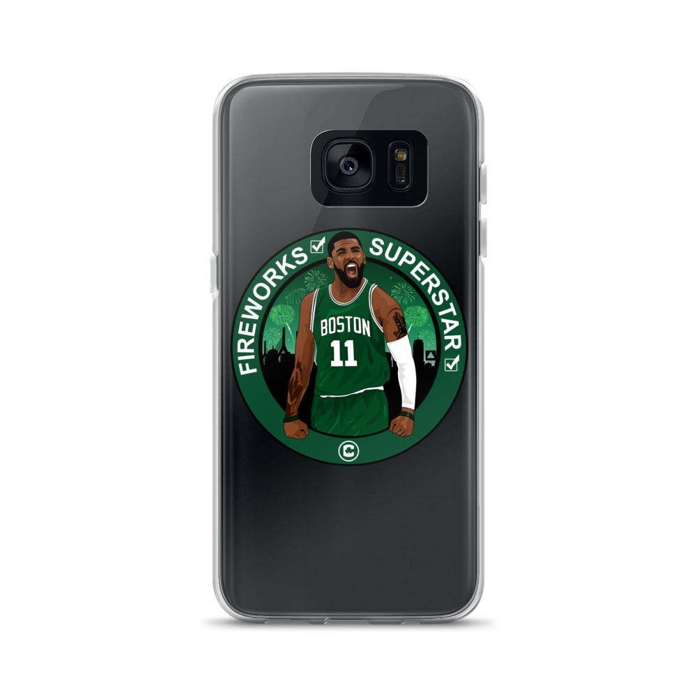 Kyrie (Boston Fireworks & Superstar) Samsung Cases