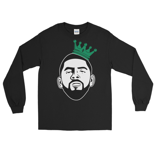 King Kyrie (King of Boston)  Long Sleeve T-Shirt