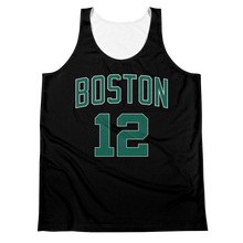 "Rozier ""Scary Terry"" #12 Statement Jersey Tank Top"