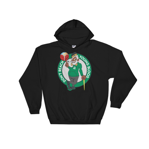 Don't Reach Youngblood Hooded Sweatshirt