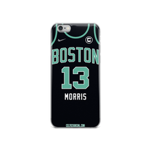 MORRIS #13 Boston Statement iPhone Case (ALL IPHONES)