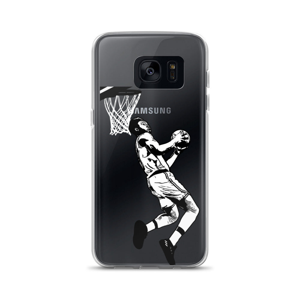 Jaylen (The Dunk) Samsung Cases
