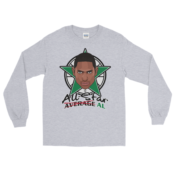 All-Star Al (Above Average) Long Sleeve T-Shirt