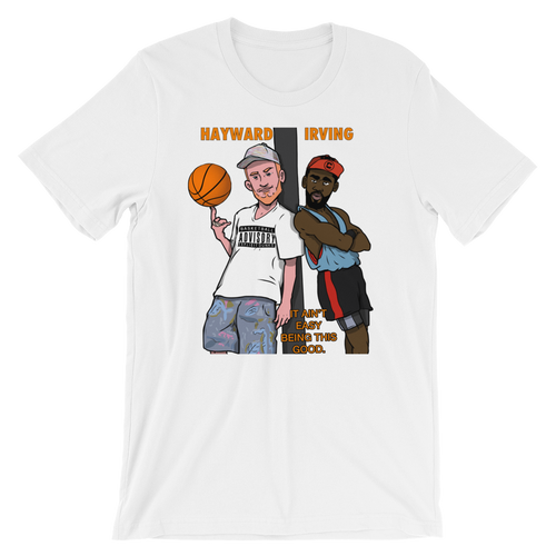 Irving & Hayward (White Men Can't Jump) Shirt