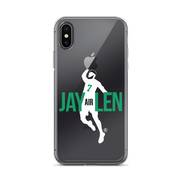 Air Jaylen Logo Dunk iPhone Case (ALL IPHONES)