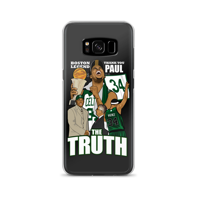 The Truth (Thank You Paul) Moments Tribute Samsung Cases