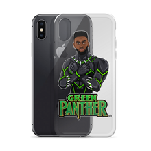 Jaylen (Green Panther) iPhone Case (ALL IPHONES)